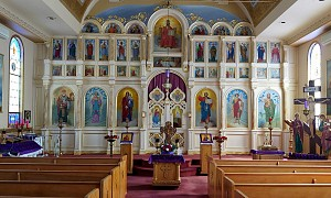 Third Sunday of Great Lent 2021